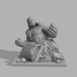 "1.jpg Download free STL file Avengers 3D Cataclysm V2 "" The new era by jeff • Template to 3D print, jeff_vaesken"