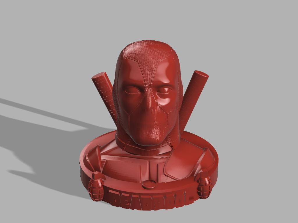 dead pool 2 grenades.jpg Download free STL file DeadPool • 3D printer object, jeff_vaesken