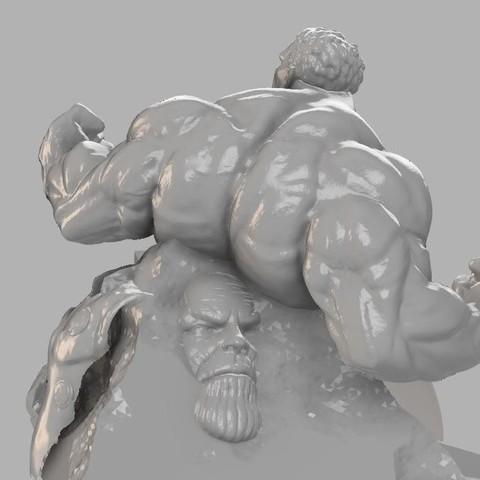 Descargar Modelos 3D para imprimir gratis Avengers 3D: Cataclismo, La nueva era de jeff, jeff_vaesken