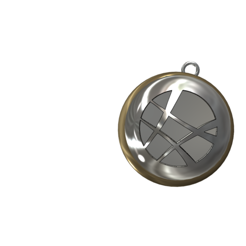 Download free 3D model Agamotto's Pearl Gold Pearl in 3 versions!, jeff_vaesken