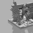 Download free 3D print files HULK Scene: Desolation, jeff_vaesken