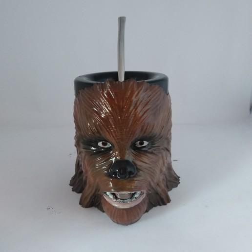 Download 3D printing templates chewbacca mate, edgar14121