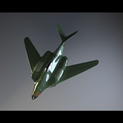 1.jpg Download free STL file Messerschmitt ME 262 HG iii • 3D printable template, skofictadej287