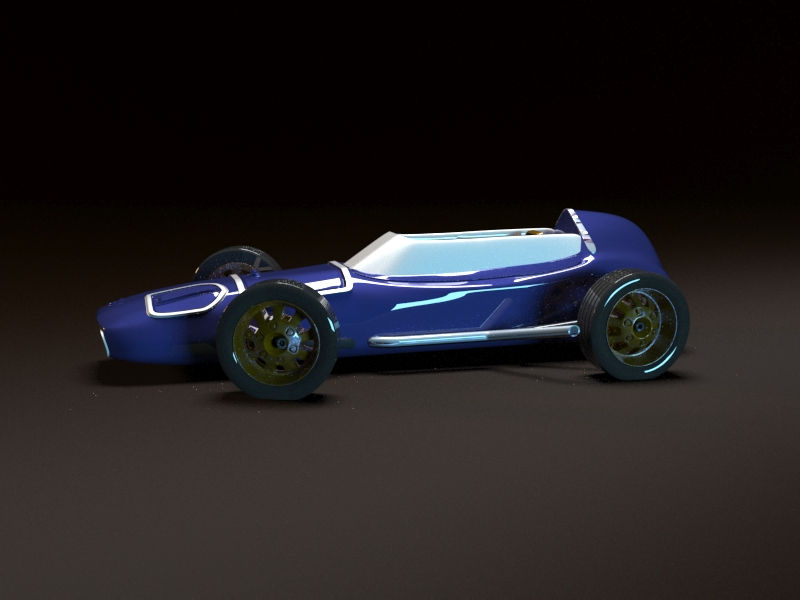 2.jpg Download free STL file Vintage race car (Saab formula) • 3D printer model, skofictadej287