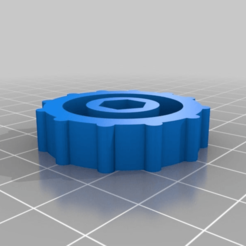 Download free 3D print files Manitou Black Comp 80/100 Adjustment Ring, SunnyJames
