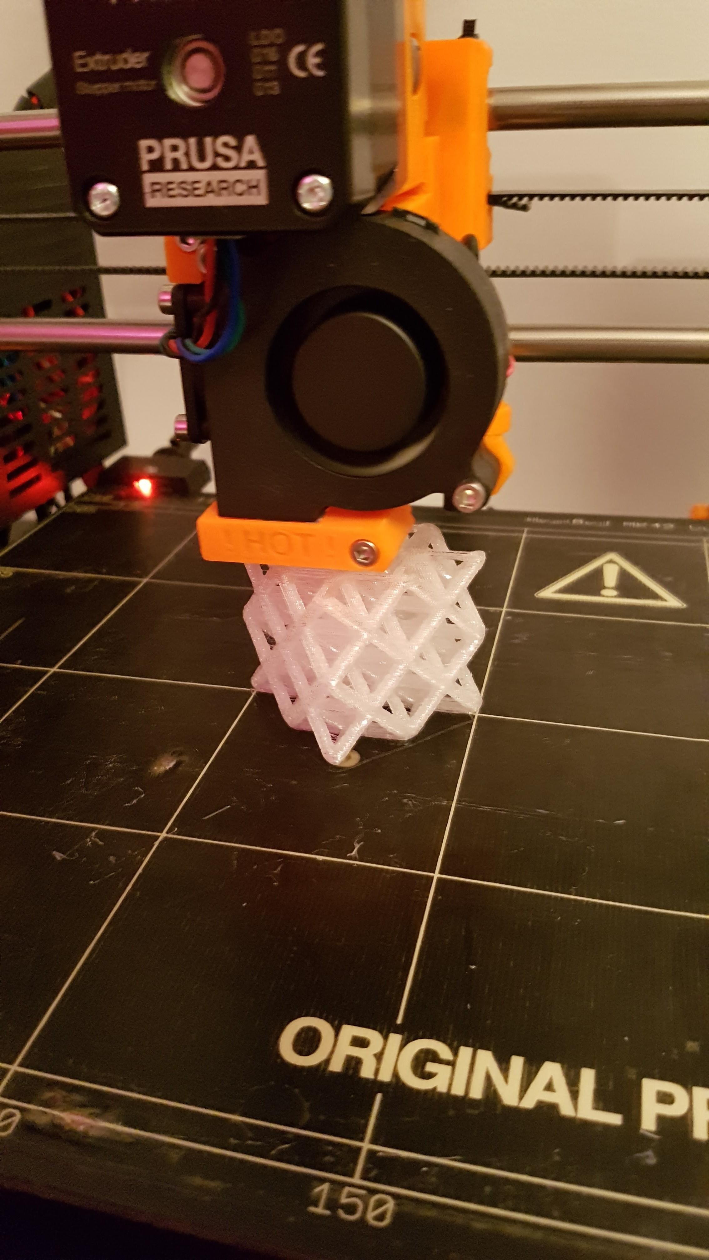20170408_114952.jpg Download STL file 64 Tetrahedron Grid • 3D printing template, VertexMachine