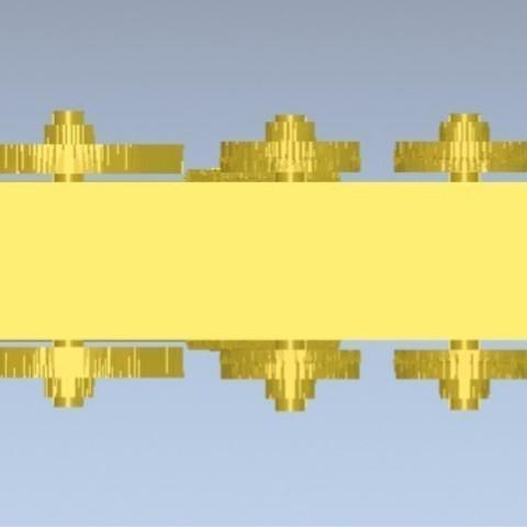 4.jpg Download free STL file Stephen the Rocket (Thomas and Friends) • 3D printing design, marlene