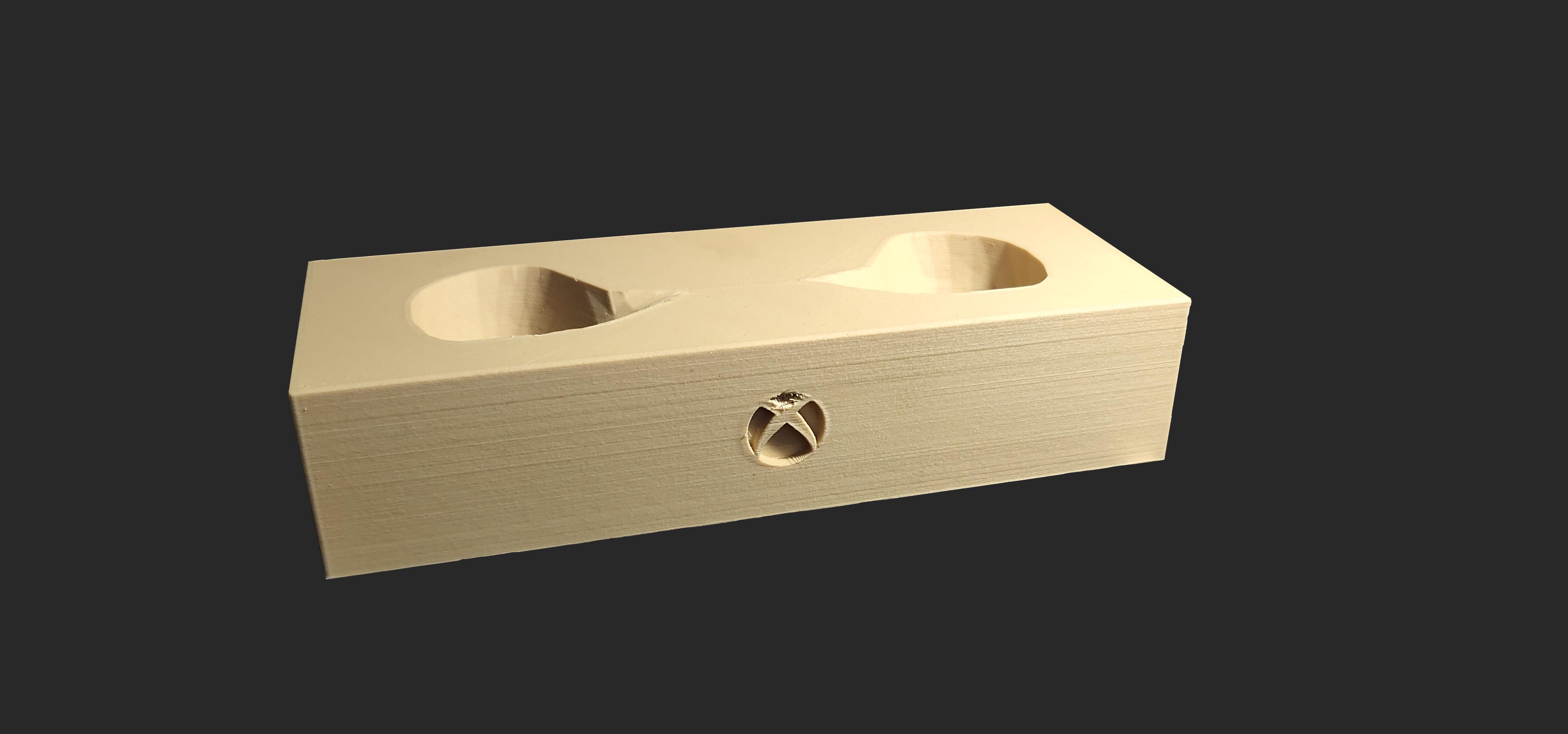3.png Télécharger fichier STL gratuit Support manette xbox 360 • Design pour imprimante 3D, mrstaf