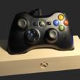 4.png Télécharger fichier STL gratuit Support manette xbox 360 • Design pour imprimante 3D, mrstaf