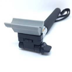 3D printing model TRIPOD ADAPTER FOR SONY, BabaGagou