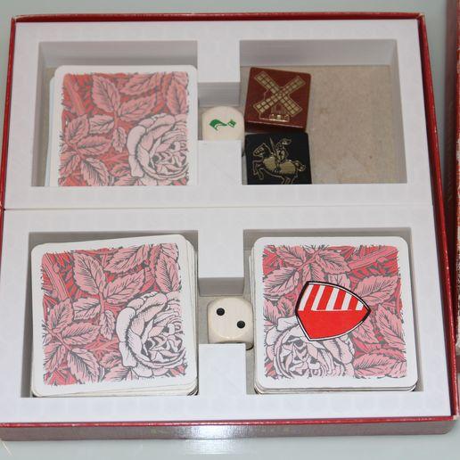new-2.jpg Download free STL file Catan Card Game Inlay / Card Box • 3D printer design, plokr