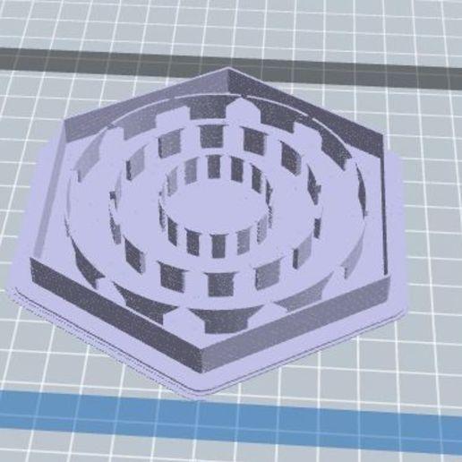 screenshot.jpg Télécharger fichier STL gratuit Upcycle Jar Greenhouse - pour des impressions plus grandes sans support • Objet pour impression 3D, plokr