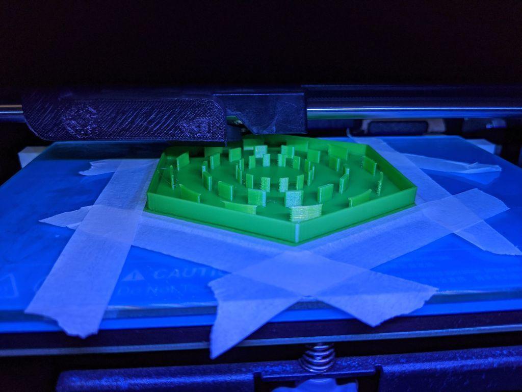 inner.jpg Télécharger fichier STL gratuit Upcycle Jar Greenhouse - pour des impressions plus grandes sans support • Objet pour impression 3D, plokr