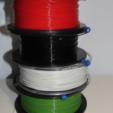 Descargar Modelos 3D para imprimir gratis Clip de filamento, plokr
