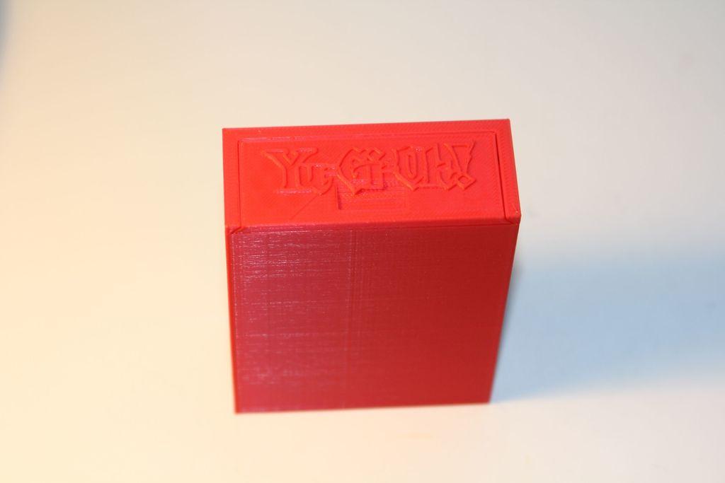 b1ebb536890c69432446070805f3947b_display_large.jpg Télécharger fichier STL gratuit Boîte de rangement Yu-Gi-Oh • Design pour impression 3D, plokr