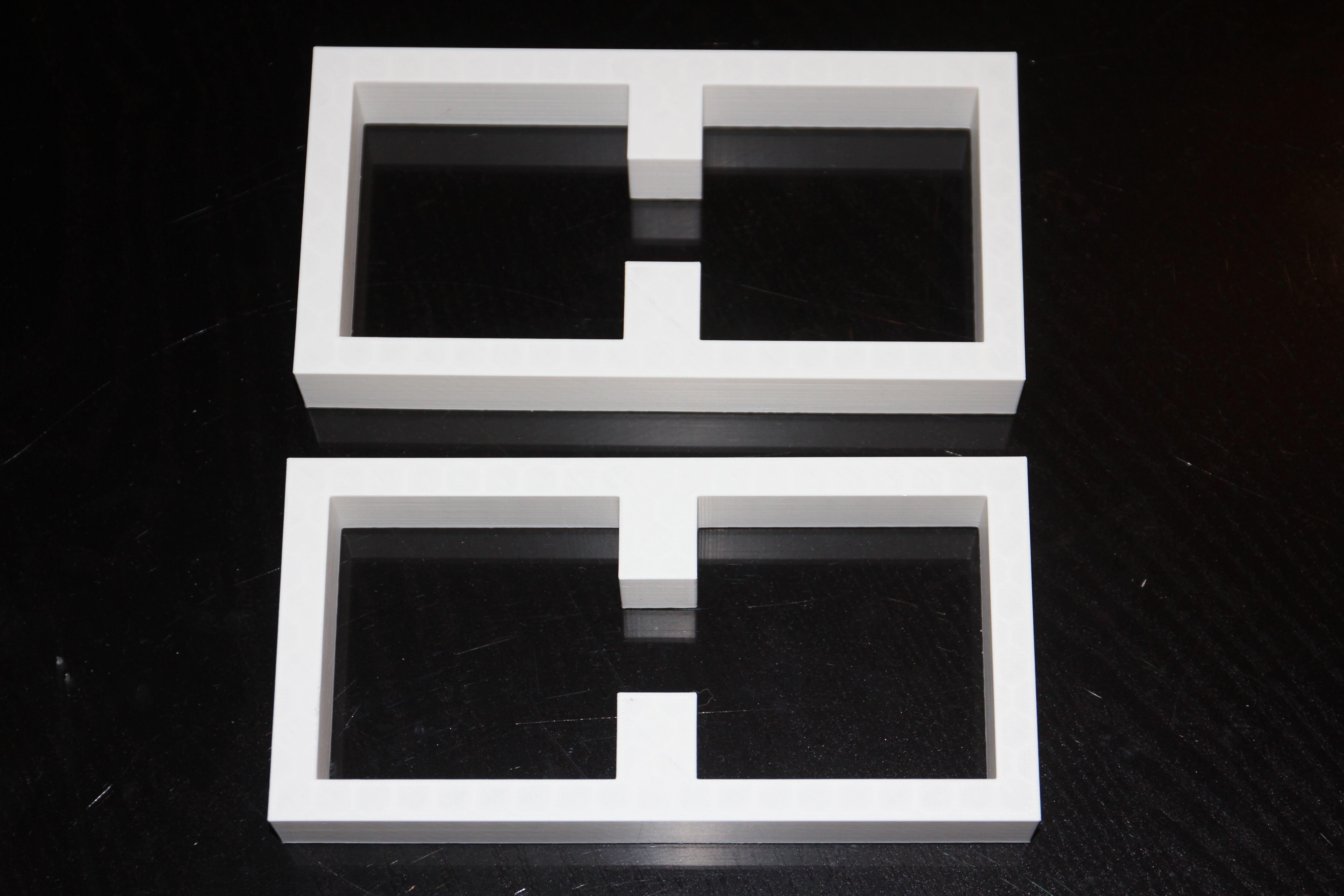 new-0.jpg Download free STL file Catan Card Game Inlay / Card Box • 3D printer design, plokr