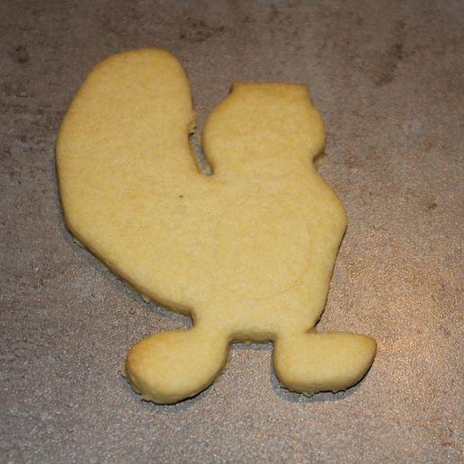 biber3.jpg Télécharger fichier STL gratuit Castor coupeur de biscuits • Objet imprimable en 3D, plokr