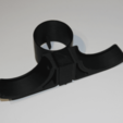 Free 3D printer file VR Stand Extension for Oculus Touch, plokr