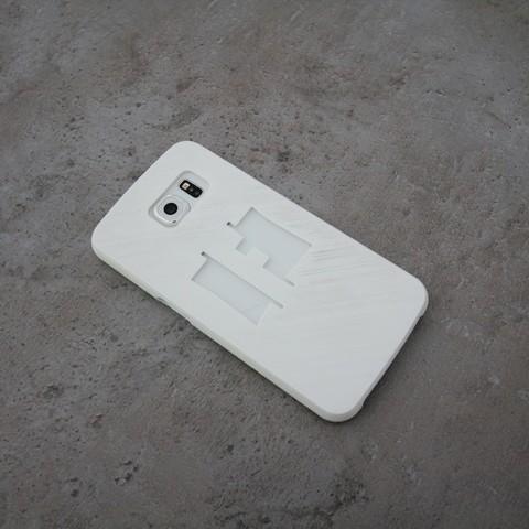 Modelos 3D para imprimir gratis Samsung Galaxy S6 Funda Fortnite, plokr