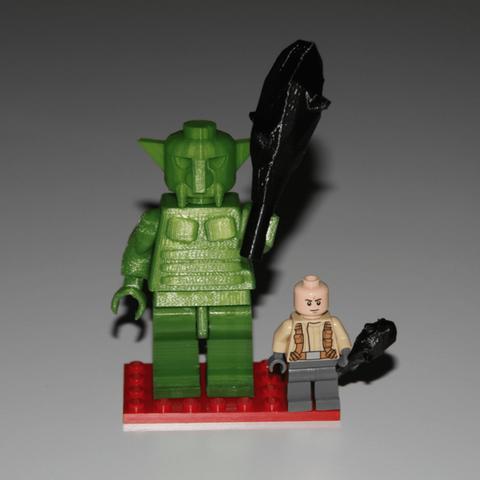 Capture d'écran 2018-04-25 à 16.32.06.png Télécharger fichier STL gratuit Lego compatible Giantic Troll Giantic Troll • Objet à imprimer en 3D, plokr