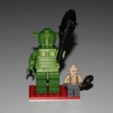 Télécharger fichier impression 3D gratuit Lego compatible Giantic Troll Giantic Troll, plokr