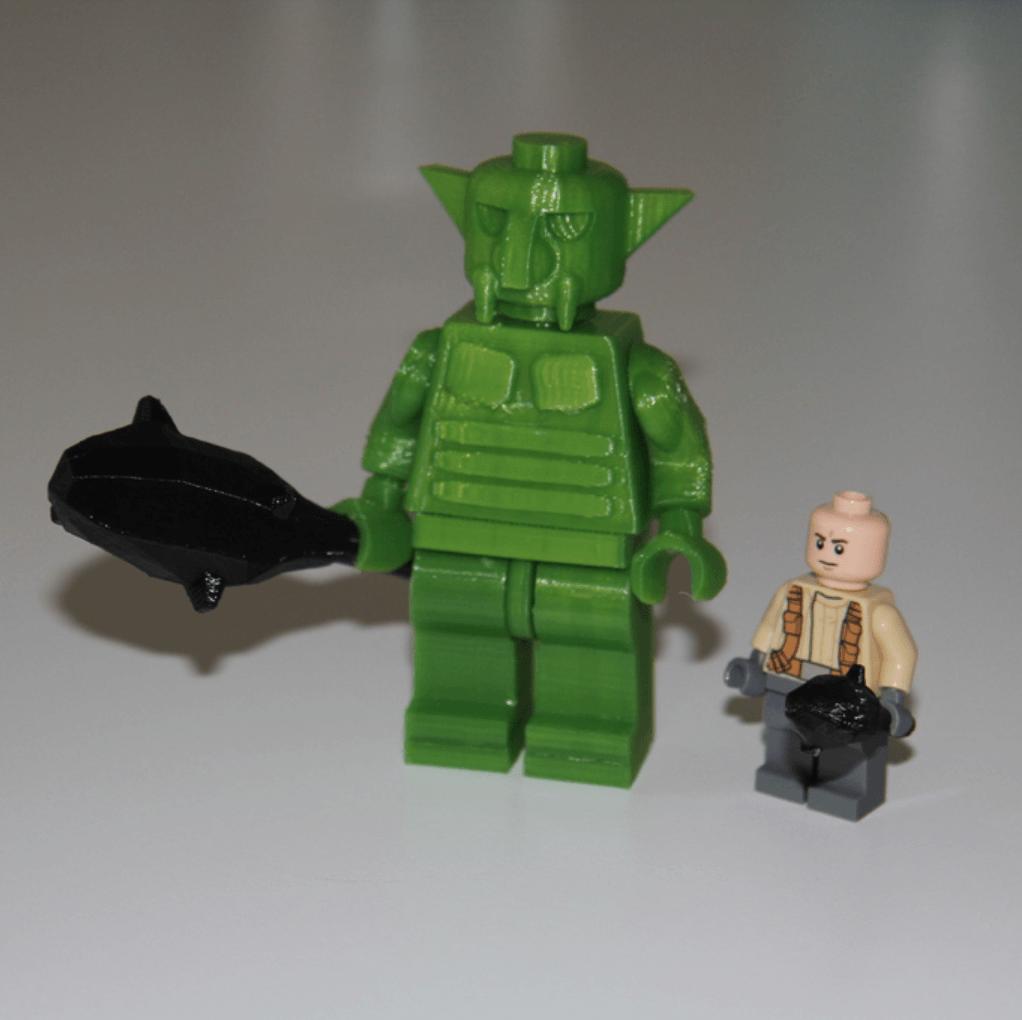 Capture d'écran 2018-04-25 à 16.30.54.png Télécharger fichier STL gratuit Lego compatible Giantic Troll Giantic Troll • Objet à imprimer en 3D, plokr