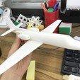 Descargar diseños 3D gratis Fácil de imprimir Cessna Citation SII 1/64 modelos a escala de aeronaves, Chloe_G