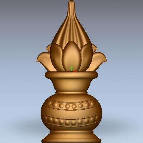 Download free 3D model kalusham, koithoju