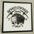 Disney_-_7_Dwarf_Mining_2019-Jun-01_10-51-00PM-000_CustomizedView7887144230.png Télécharger fichier STL gratuit Disney - L'exploitation minière des sept nains - Blanche-Neige et les sept nains • Objet pour imprimante 3D, yb__magiic