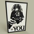 c56847d2-3a29-47c8-8d41-6c5b6a1573a3.PNG Télécharger fichier STL gratuit StarWars - Dark Vador -Votre empire a besoin de VOUS - vieille affiche • Design pour imprimante 3D, yb__magiic
