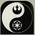 StarWars_-_Symbols_-_Ying_Yang_2019-May-25_04-33-43PM-000_CustomizedView2329658790.png Télécharger fichier STL gratuit StarWars - Symboles - Ying Yang No1 • Modèle à imprimer en 3D, yb__magiic