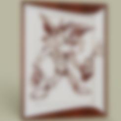 Télécharger plan imprimante 3D gatuit Crash Bandicoot, yb__magiic