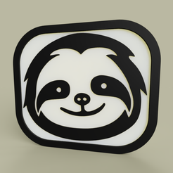 Download free 3D printer model Lol - Sloth, yb__magiic