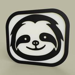 34d36462-3248-47ad-af67-3254f44fd21f.PNG Download free STL file Lol - Sloth • 3D printer design, yb__magiic