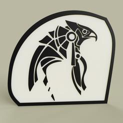 Download free 3D printer templates Horus, yb__magiic