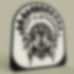 Télécharger fichier STL gratuit loup indien • Design à imprimer en 3D, yb__magiic