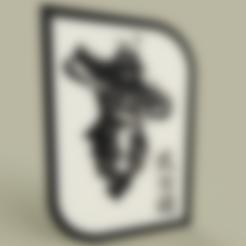 Télécharger objet 3D gratuit Samouraï à cheval - Samouraï à cheval, yb__magiic