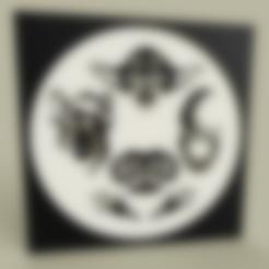 StarWars_-_Yoda_-_Alf_-_ET_-_Alien_v1.stl Télécharger fichier STL gratuit StarWars - Yoda - Alf - ET - Alien • Objet pour imprimante 3D, yb__magiic