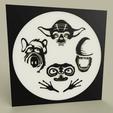 StarWars_-_Yoda_-_Alf_-_ET_-_Alien_2019-Jun-06_07-35-32AM-000_CustomizedView9426353344.png Télécharger fichier STL gratuit StarWars - Yoda - Alf - ET - Alien • Objet pour imprimante 3D, yb__magiic
