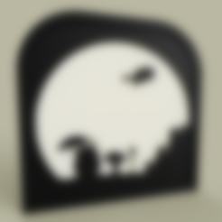 Mon_Voisin_Totoro.stl Télécharger fichier STL gratuit Mon Voisin TOTORO - Mon Voisin TOTORO - Mon Voisin le plus Vagabond • Design pour imprimante 3D, yb__magiic
