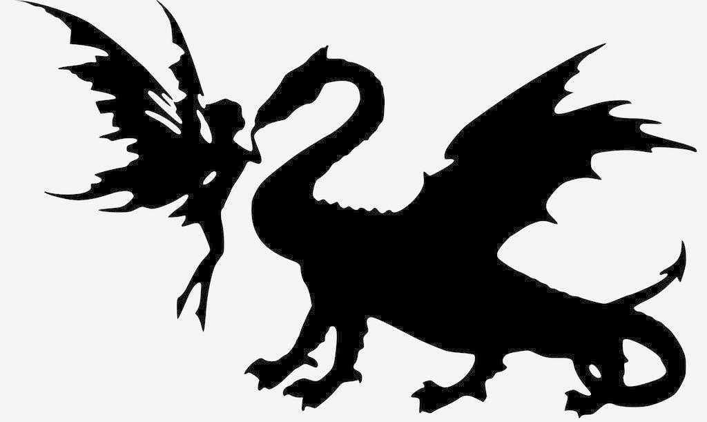 5191817f5fd42695cd7e20292378446d.png Télécharger fichier STL gratuit Fée & Dragon - Fée & Dragon • Objet pour imprimante 3D, yb__magiic