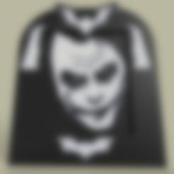 joker_and_batman.stl Télécharger fichier STL gratuit joker - batman V2 • Modèle à imprimer en 3D, yb__magiic