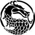 Télécharger plan imprimante 3D gatuit médaille dragon - médaille de dragon, yb__magiic
