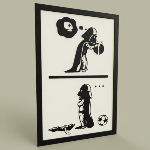 Download free STL file StarWars Boy s Present • Design to 3D print, yb__magiic
