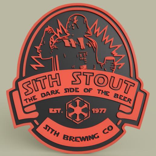 Download free STL StarWars - Sith Stout - Darth Vader, yb__magiic