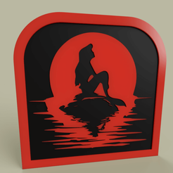Disney_-_Little_Mermaid_2019-Jun-01_10-30-18PM-000_CustomizedView42457730885.png Download free STL file Disney - Little Mermaid • 3D printer design, yb__magiic