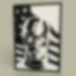 Marvel_-_Captain_America_v1.stl Télécharger fichier STL gratuit Marvel - Captain America • Design imprimable en 3D, yb__magiic