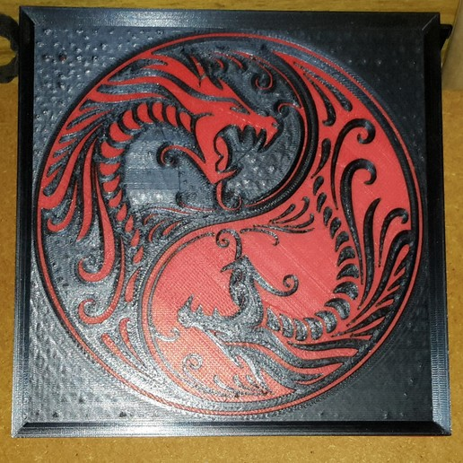 Télécharger STL gratuit double dragon, yb__magiic