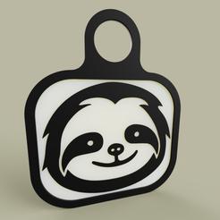 Descargar diseños 3D gratis Lol - Pereza - Cadena de Llaves 1, yb__magiic