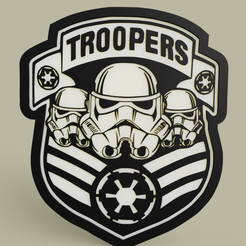 51156f5a-4971-43cb-98c0-8ac70f625695.PNG Download free STL file StarWars - Stormtrooper • Model to 3D print, yb__magiic